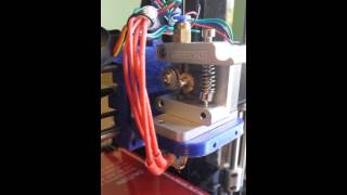 geeetech prusa i3 extruder not working
