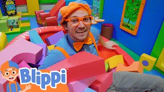 Blippis  Ndoor Playground Learning Educational Videos For Kids