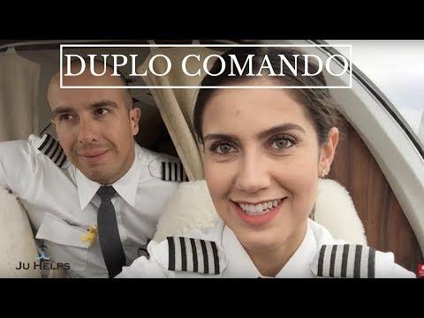 Duplo Comando / Aviação Executiva