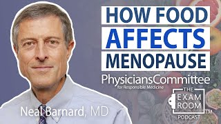 How Food Affects Menopause