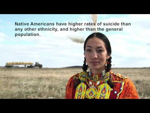 Poverty on Native American Reservations