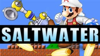 SALTWATER - A Mario Montage (SM4SH)