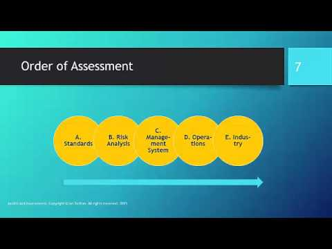 Audits and Assessments in the Process Industries