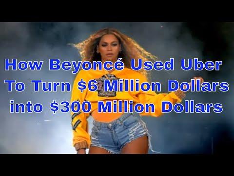 How Beyoncé Used Uber To Turn $6 Million Dollars into $300 Million Dollars Mp3