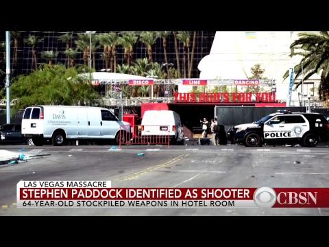 Las Vegas Shooting, LIVE CBSN Coverage
