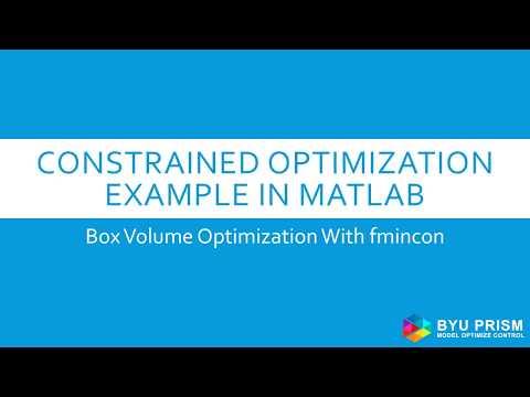 Matlab fmincon local minimum possible