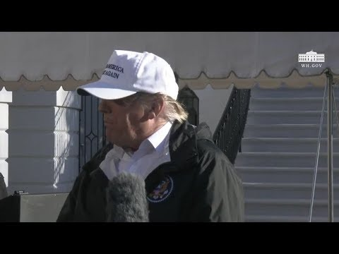 President Trump Holds Press Conference 1/10/19