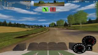 Rally Trophy Russia special stage 1 Lancia Stratos 2:13:83