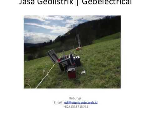 Jasa Geolistrik | Geo Electric Kabupaten Muna-Raha Sulawesi Tenggara