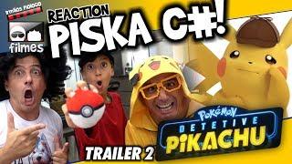 🎬 Detetive PISKA C# - Reaction Irmãos Piologo Filmes
