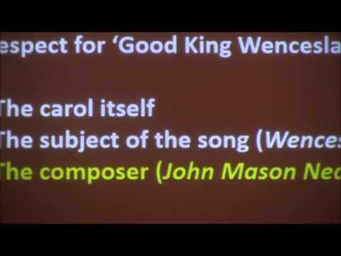 A Subtle Melody Rings On: Good King Wenceslas (Isaiah 61:8-11)
