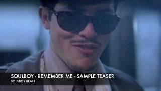 BENNY BLANCO FROM THE BRONX - SOULBOY - REMEMBER ME -SAMPLE CLlP