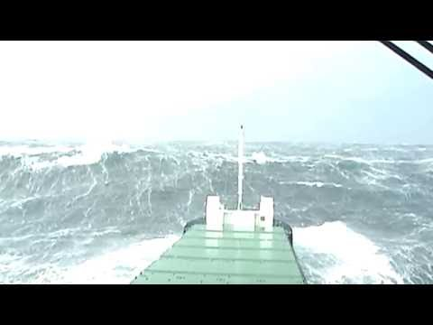 The Bay of Biscay Storm Weather