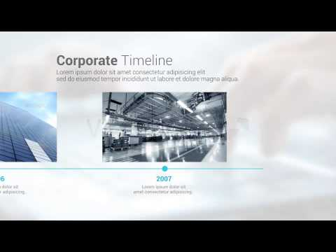 Company profile presentation after effects template youtube for Company profile after effects templates free download