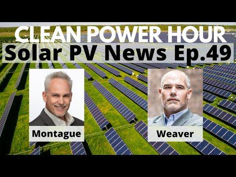 Chinese Solar Ban   100% Renewable Grid   Tesla GigaTexas   Clean Power Hour Ep.49