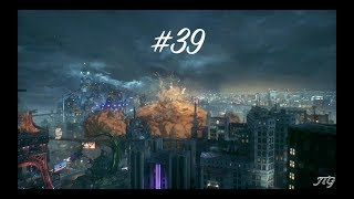 Batman: Arkham Knight Walkthrough Gameplay - PS4 - Part 39 - The City of Fear