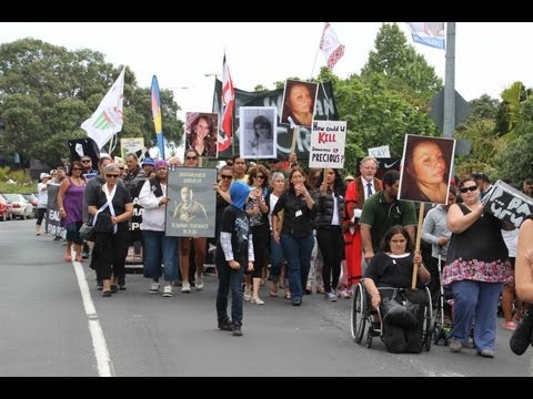 Enough is Enough - NO MORE FAMILY VIOLENCE IN NEW ZEALAND