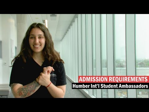 Humber College Canada Courses Ranking Scholarship Fee Programs