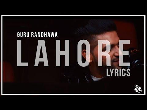 Lahore | Lyrics | Guru Randhawa | Syco TM