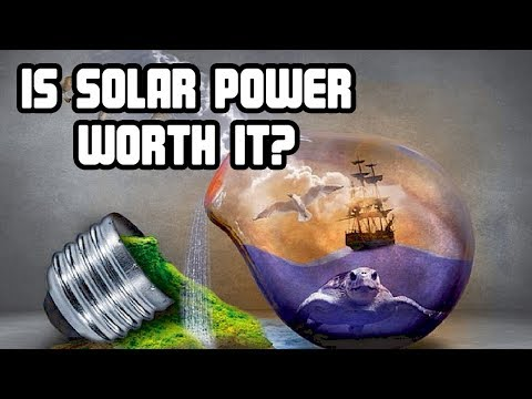 Stop Paying for Electricity!  Benefits of Solar Panels