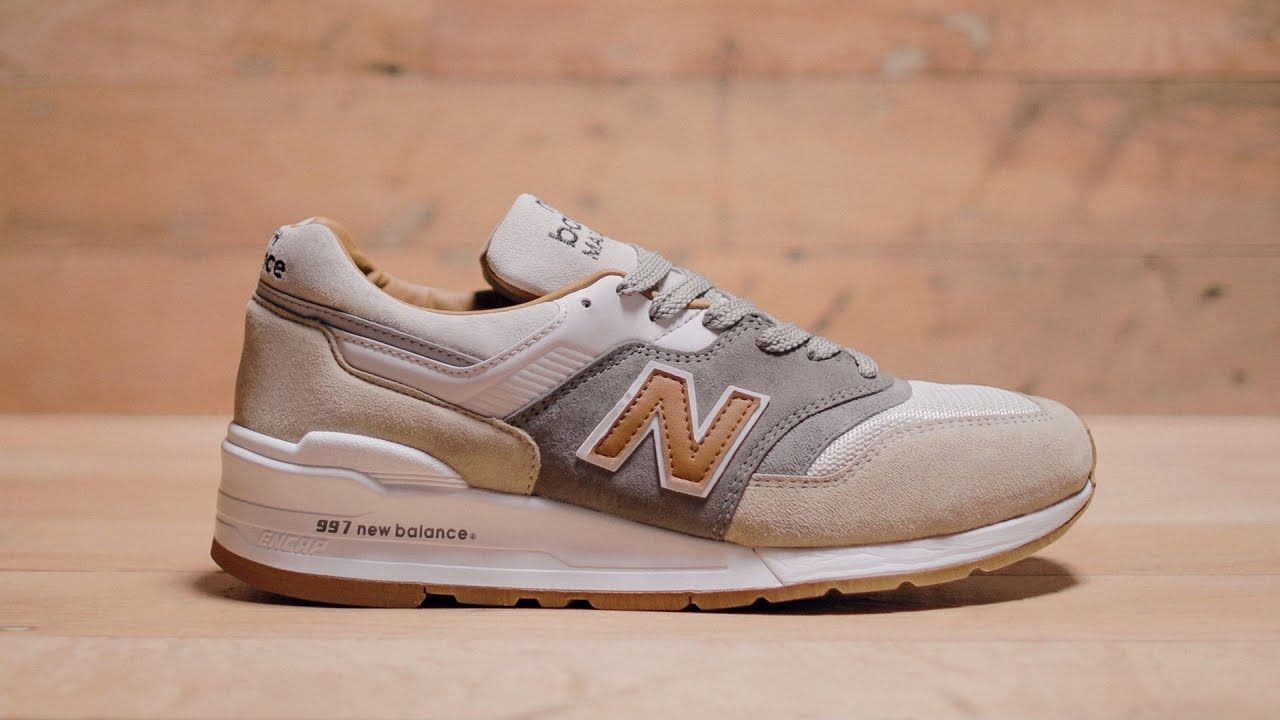 quality design 33807 50b14 J.Crew on Film: J.Crew X New Balance® 997 Cortado