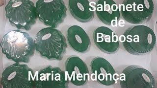 SABONETE DE BABOSA – MUITO FÁCIL DE FAZER