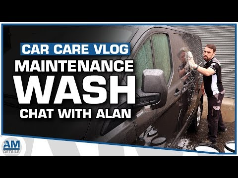 Maintenance Detailing Guide on the AM Van + Alan Chat & Tips