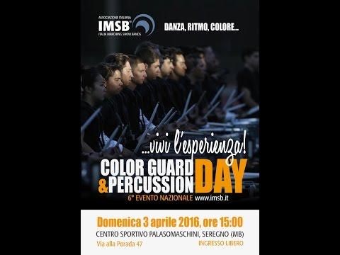 IMSB - Color Guard & Percussion Day 2016