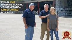 Best Commercial Roofing Company in Texas - Parsons Roofing