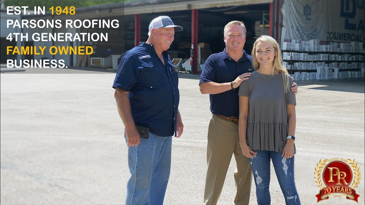 Best Commercial Roofing Company In Texas   Parsons Roofing
