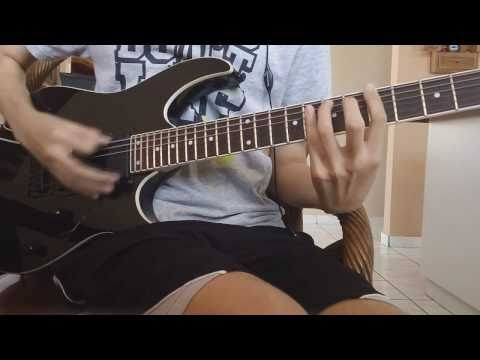 Asking Alexandria - Someone , Somewhere - HD (Guitar Cover) *NEW SONG