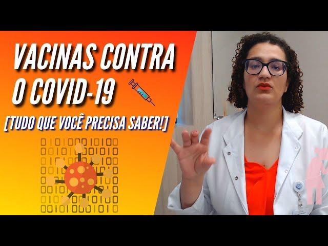 Vacina Contra o Covid-19 - Vacinas Contra o Coronavírus