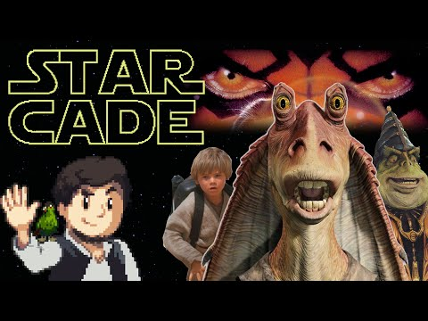 JonTron's StarCade: Episode 5 - The Phantom Menace Games