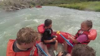 Shoshone River Rafting