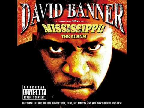 David Banner - Really Don't Wanna Go (Ft. B-Flat, Marcus)