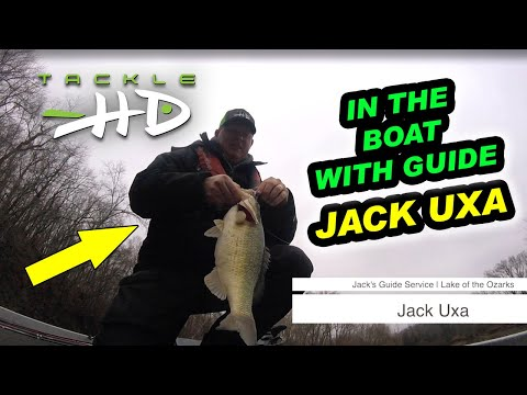 Tackle HD - Spring Fishing With Lake Of The Ozarks Guide Jack Uxa