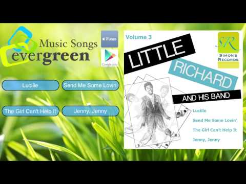 Little Richard And His Band   Little Richard And His Band Vol 3 Full Album