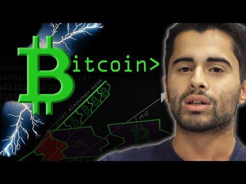 Bitcoin, Blockchain Forks & Lightning – Computerphile