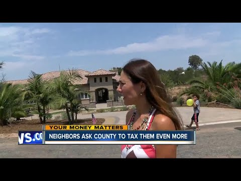 San Diego neighborhood wants to pay more taxes to fix roads