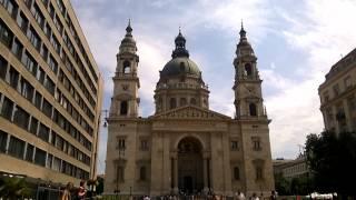 Будапешт -  Базилика Святого Иштвана