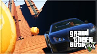"GTA V - ""MISSION IMPOSSIBLE!?!"" - GTA 5 Funny Moments"