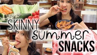 HEALTHY SNACK IDEAS for Summer 2014 (Super Cheap & Easy to Make!) | itsLyndsayRae Thumbnail