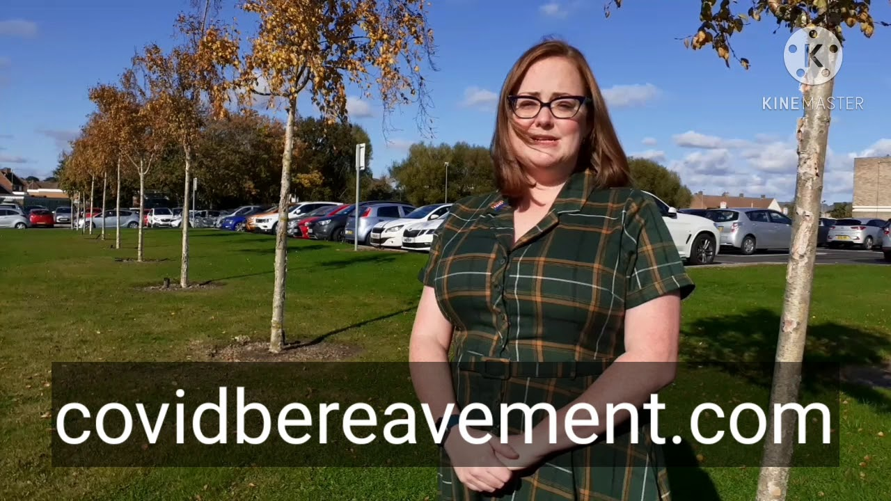 Dr. Donna Wakefield talks about the COVID Bereavement Study