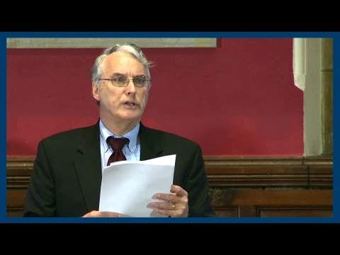 Thomas Fingar | Sam Adams Awards | Oxford Union