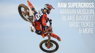 Download Video RAW: RD Field Supercross with Marvin Musquin, Blake Baggett, Broc Tickle, and More MP3 3GP MP4