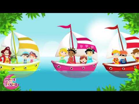 French nursery rhymes compilation