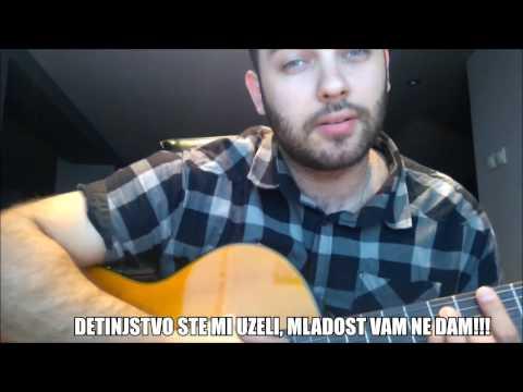 Alen Markovic-Zaboravite na nas (Djordje Balasevic cover)