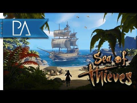 Sea of Thieves - Our Voyage Begins! - Closed Beta Gameplay