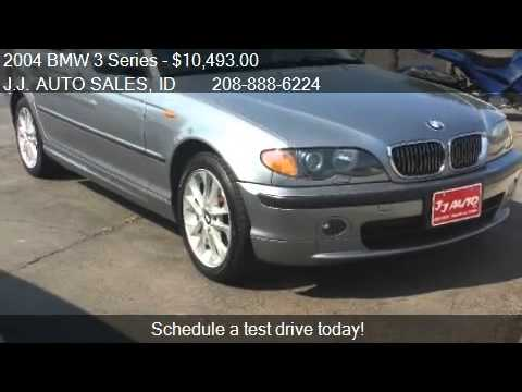 2004 bmw 3 series 330xi sedan for sale in meridian id. Black Bedroom Furniture Sets. Home Design Ideas