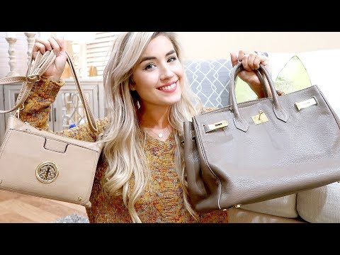 MY HANDBAG COLLECTION   WHATS IN MY BAG MOM OF 2 + GIVEAWAY!   Love Meg
